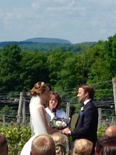 Outdoor Wedding in Upstate New York