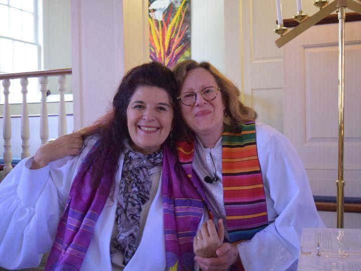 Tmx Irene And Vicky 51 514980 158973513713352 Sea Cliff, NY wedding officiant