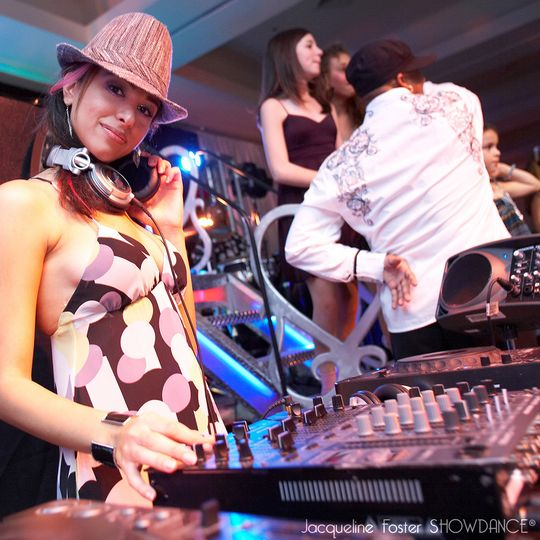 Continue the party with one of our professional DJs.