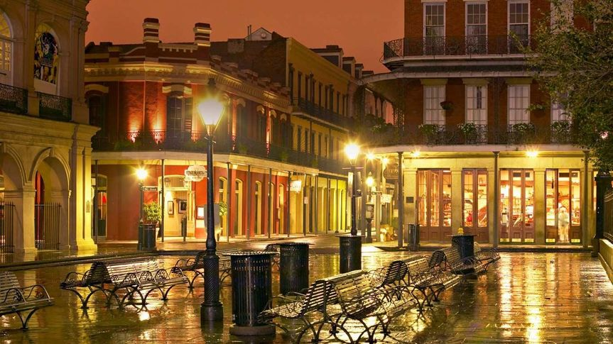 New Orleans is full of romance and music! With festivals every weekend, there is always something...