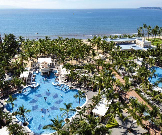 RIU Vallarta in beauiful Puerto Vallarta-All Inclusive fun in the sun!