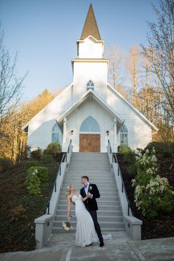 Abernethy Center chapel