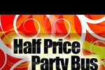 Half Price Party Bus image