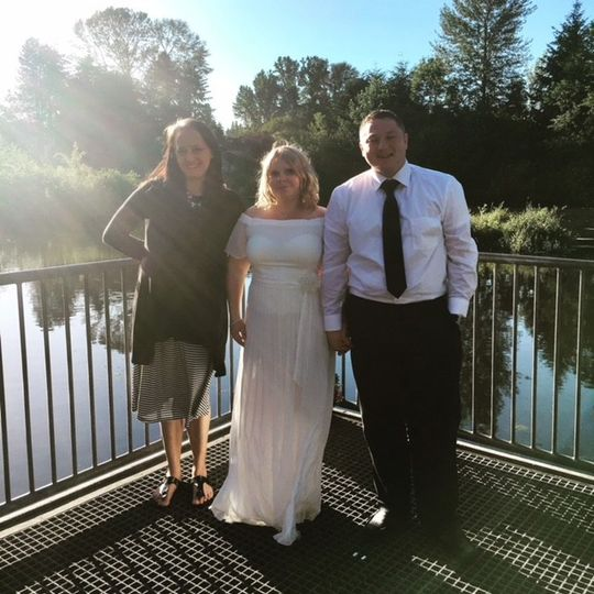 Summer solstice wedding of tatsiana & eric