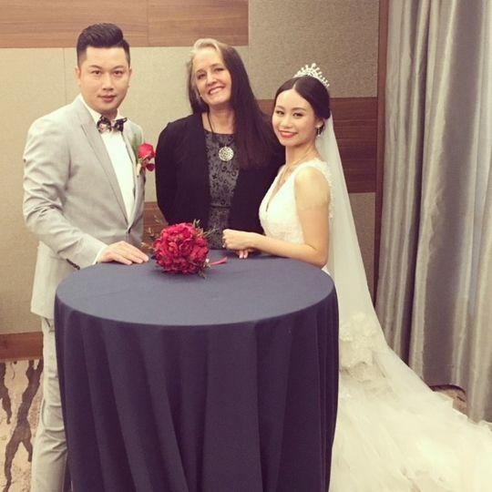 Wedding of kiki & anthony