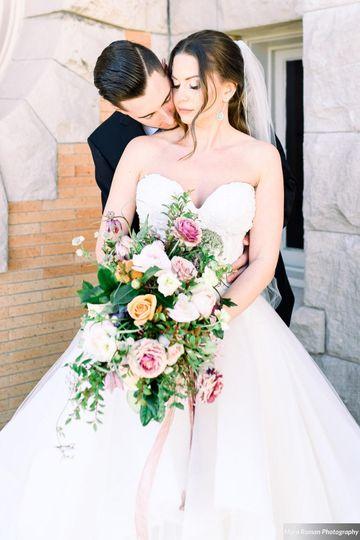 Enchanted Estate Wedding