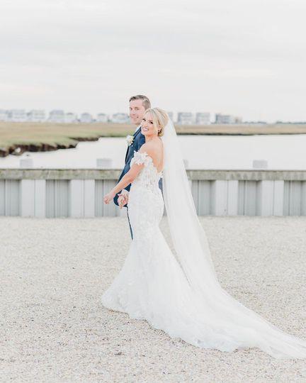 Shore Wedding