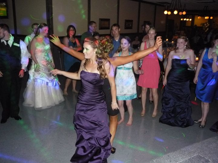 Tmx 1379980384942 9 8 2012 Tad  Carrie Mazik Draft Haus 041 Green Bay, WI wedding dj