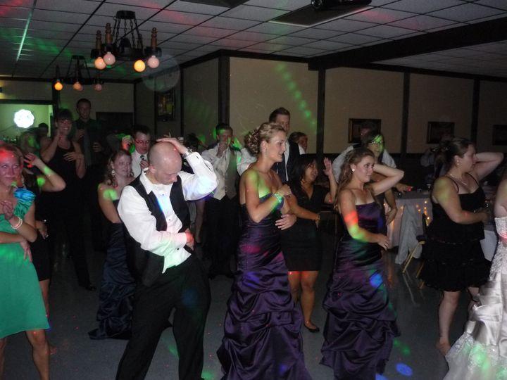 Tmx 1379980898828 9 8 2012 Tad  Carrie Mazik Draft Haus 070 Green Bay, WI wedding dj