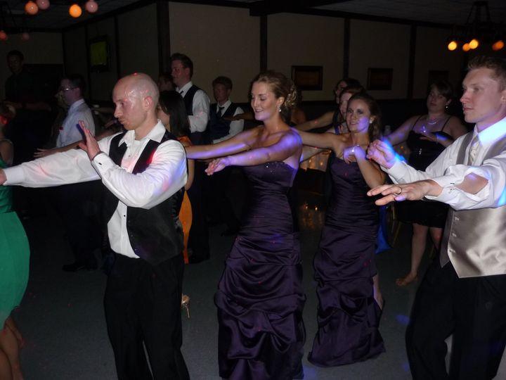 Tmx 1379980977781 9 8 2012 Tad  Carrie Mazik Draft Haus 074 Green Bay, WI wedding dj