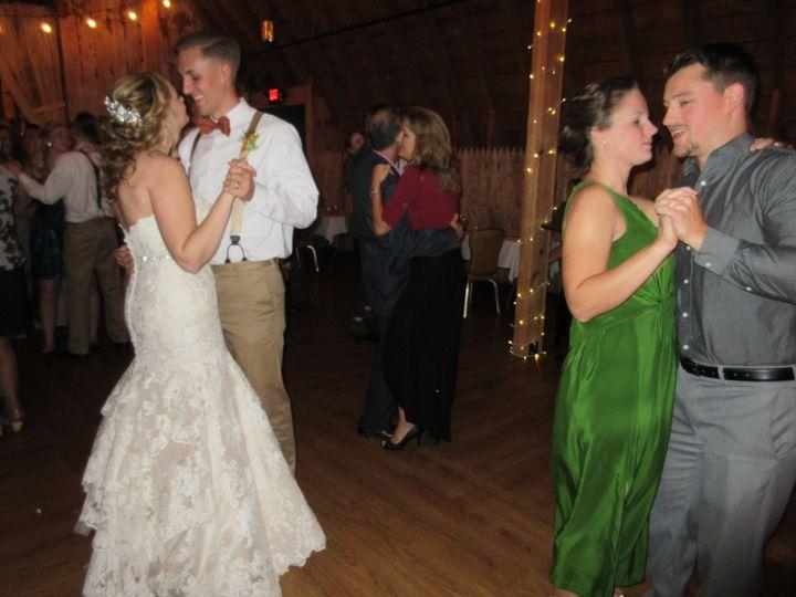 Tmx 1479610562810 Krista  Evan Konetzke 10 29 16 Simple Country Barn Green Bay, WI wedding dj