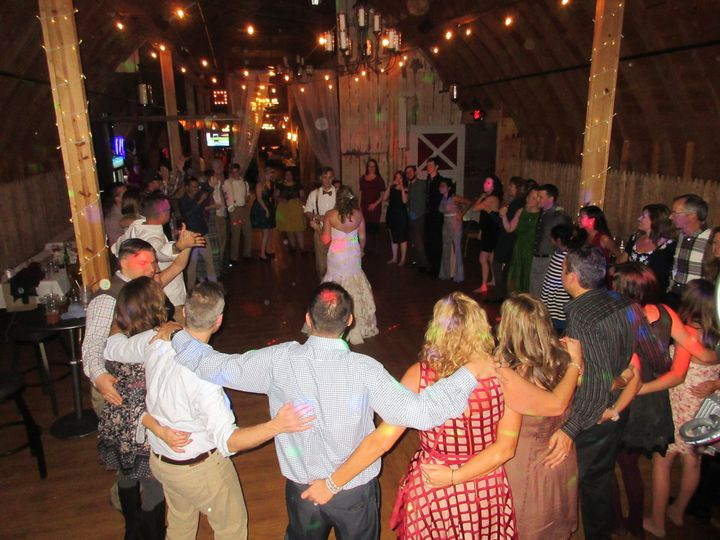 Tmx 1479610638750 Krista  Evan Konetzke 10 29 16 Simple Country Barn Green Bay, WI wedding dj