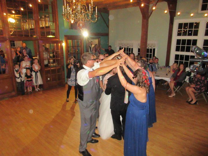 Tmx 1479610875347 Tim Tiffany Bonifas 9 24 16 Homestead Meadows Appl Green Bay, WI wedding dj