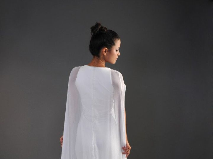 Tmx 1348603579396 Colettebackview Orlando wedding dress