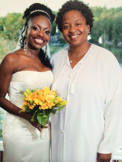 The Bride & Me Aisha & Edgar's wedding