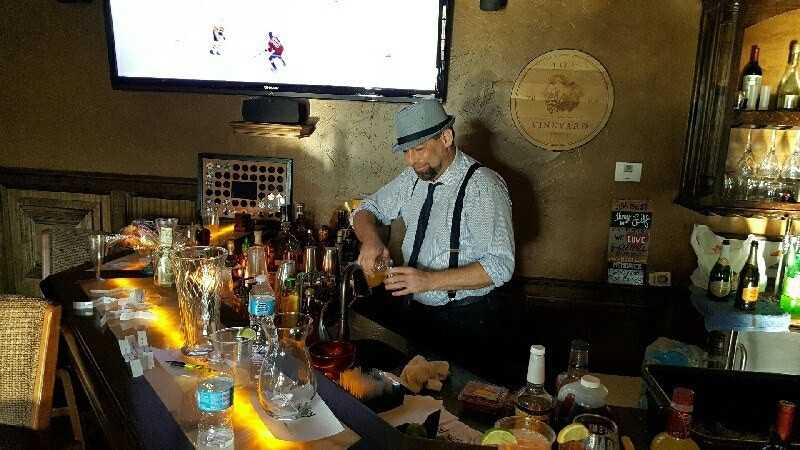 Amber's Bartending Connection