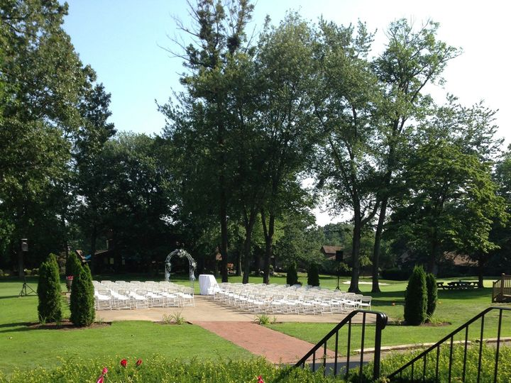 Tmx 1392152906131 Photo Ceremony Outside Stratford, CT wedding venue