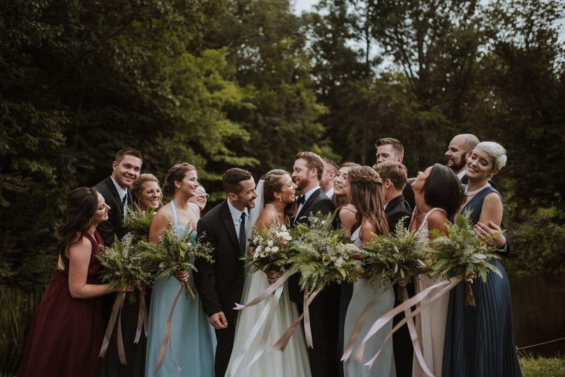 Mount Sunapee Wedding