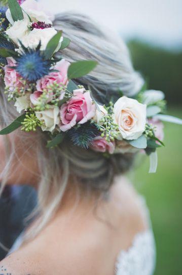 Full Flower Crown