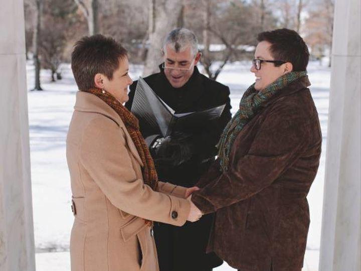 Tmx 1502729118997 Melissaandheather107 600x600 Alexandria, VA wedding officiant