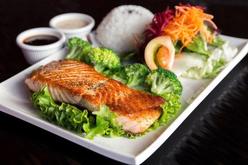 salmon teriyaki uni sushi chula vista