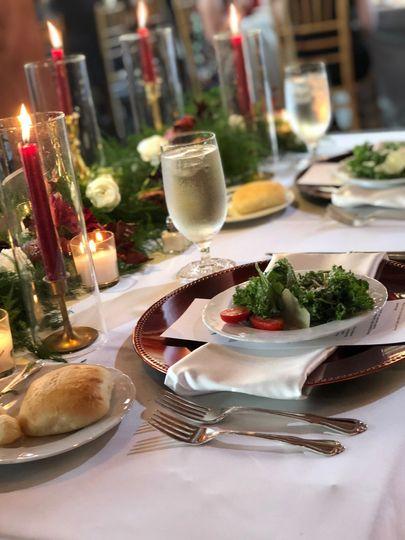 Couple's Dinner