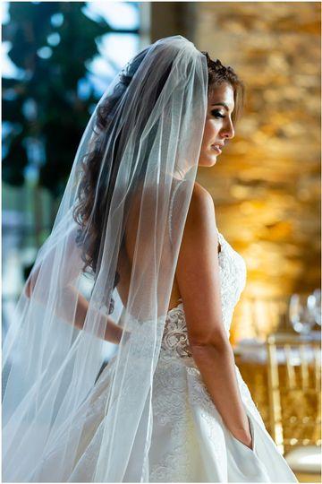 The Bride/white wedding