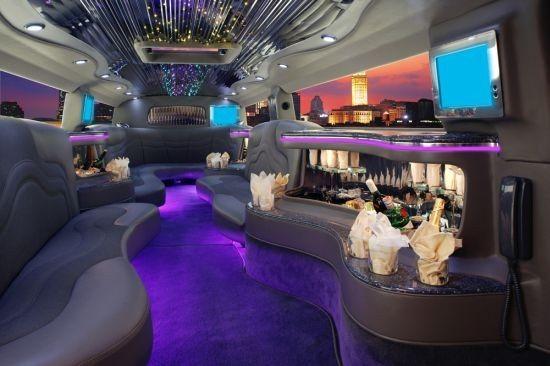 Tmx 1365994300835 Luxuriouslimousineinteriors2 Roseville wedding transportation