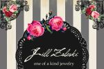 Jill Zaleski ~ One of a Kind Vintage Bridal Jewelry image