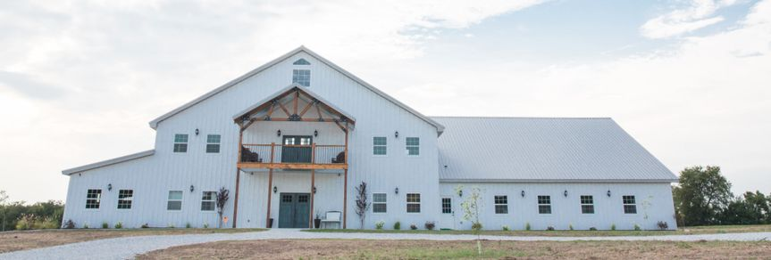 Outlook of The Silver Spoon Barn
