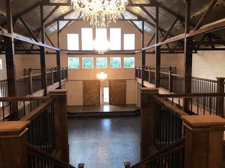 Inside of The Silver Spoon Barn