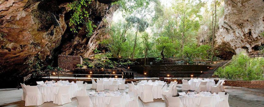 Magic Cave Wedding