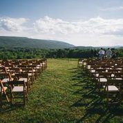 Tmx 1415292833574 Jen Michael Hilltop Chairs Kerhonkson, NY wedding venue