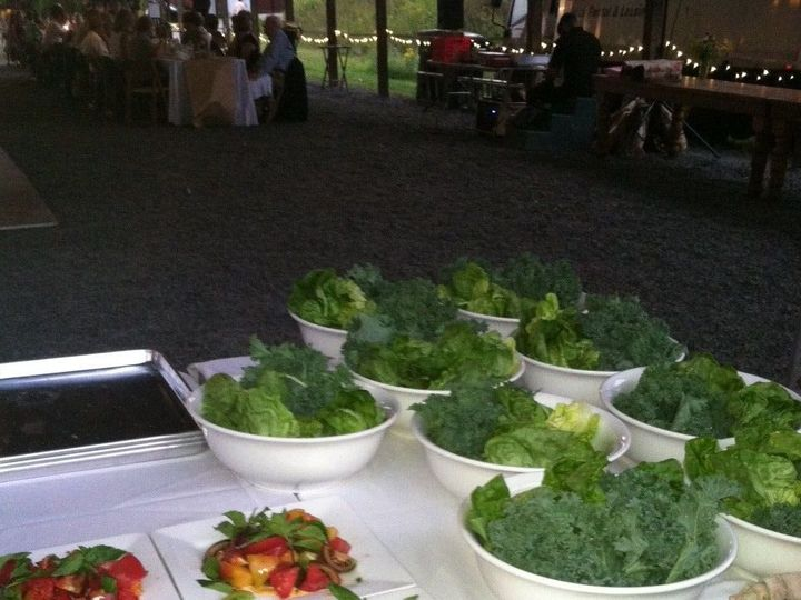 Tmx 1530211386 629d8f85a6349c6c 1415292643030 Banquet Food 2 Greens Kerhonkson, NY wedding venue