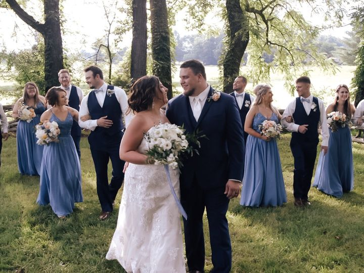 Tmx Feature Filmii 51 996090 159708581349395 Sophia, NC wedding videography
