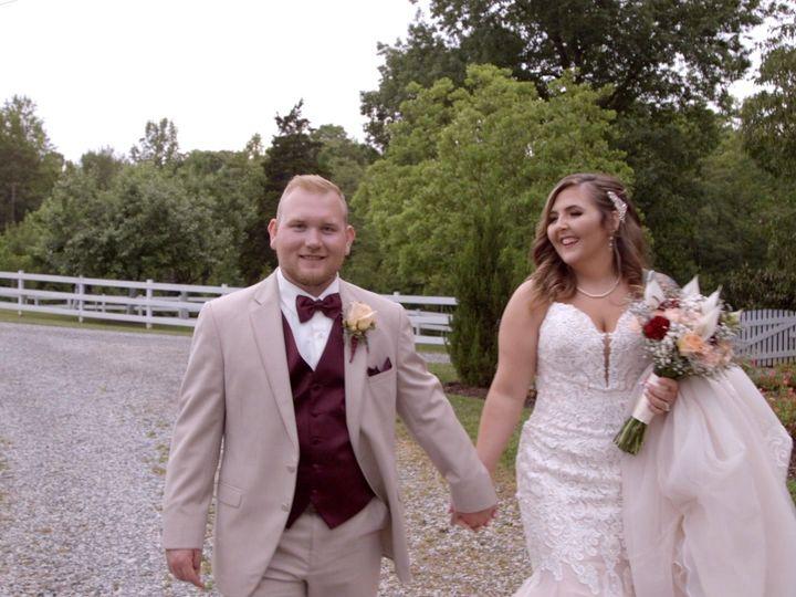 Tmx Feature Filmw 51 996090 1570040172 Sophia, NC wedding videography