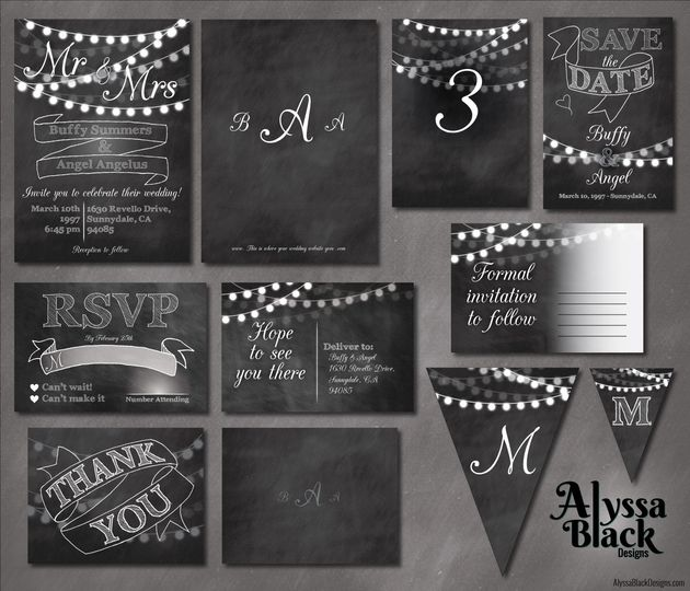 etsy show template chalk 2
