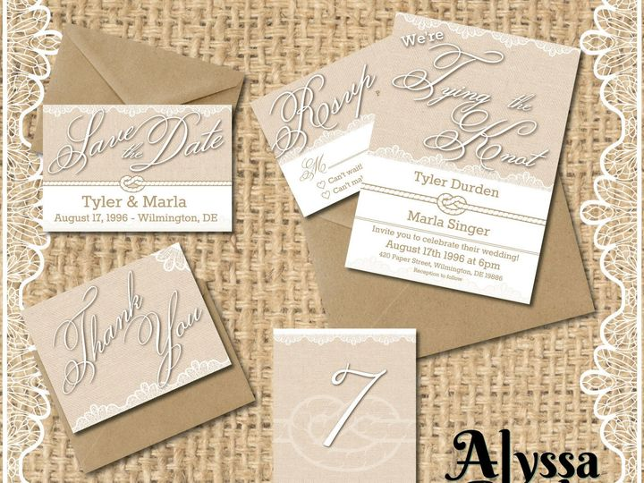 Tmx 1470957924822 Etsy Show Template Bl  Square3 Forestville wedding invitation