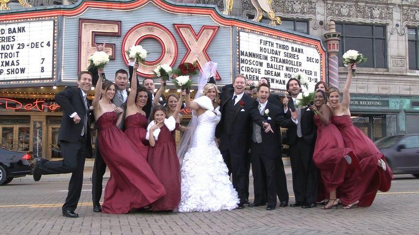 BridalPartyFoxTheater