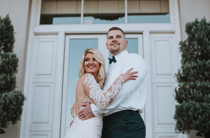 Savannah Romantic Wedding