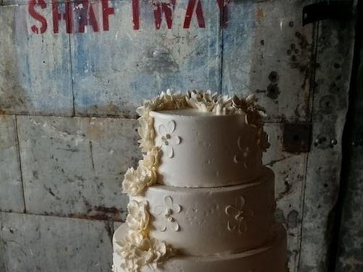 Tmx 1502810076873 Ivory Brooklyn, New York wedding cake