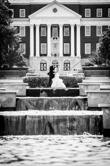 McKeldin FOuntain at UMD