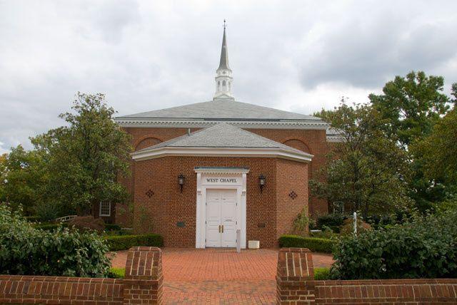 west chapel doors