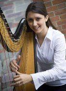 Nicole Marie Foster, Harpist
