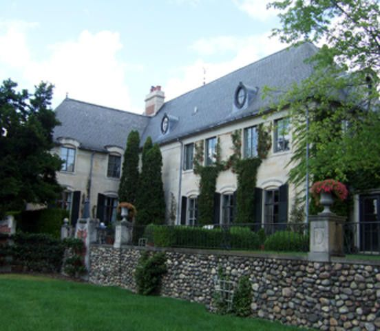 Greencrest manor exterior