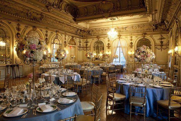 Opulent Reception