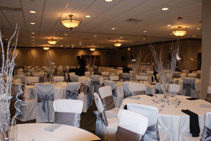 Holiday Inn Kalamazoo West Western Michigan University Venue