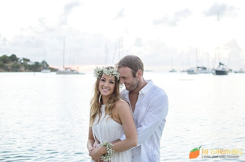Blue Sky Ceremony Reviews Amp Ratings Wedding Planning Virgin Islands