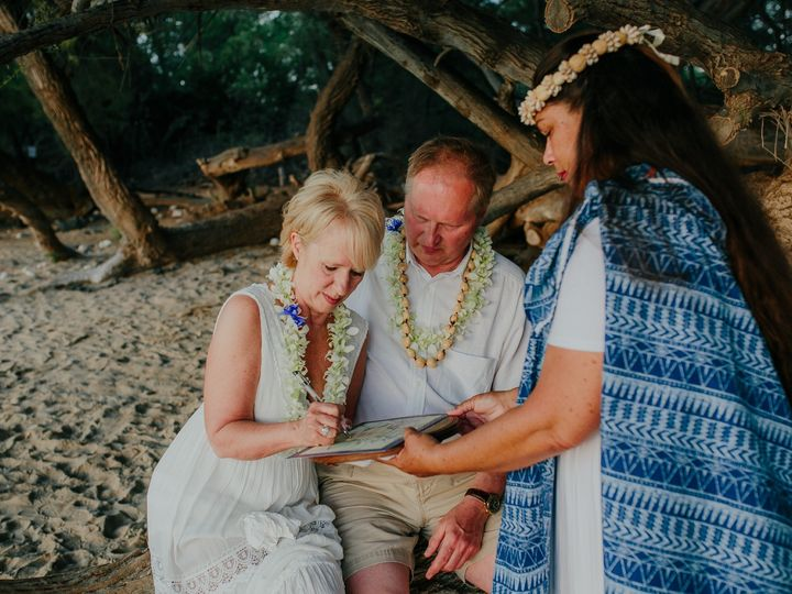 Tmx Charlotte And Doug Photo 51 1003190 1562515934 Waikoloa, HI wedding officiant