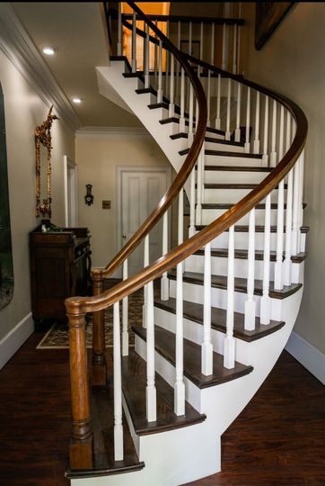 Guesthouse Staircase